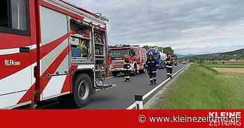 Bad Waltersdorf: Verirrter Wiener wollte umdrehen: Frau schwer verletzt - Kleine Zeitung