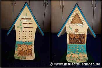 Leseraktion: Bauen Sie ein Hotel für die Bienen - inSüdthüringen