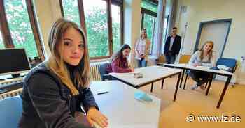 Schüler des HVG verfassen Briefe gegen die Einsamkeit - Lippische Landes-Zeitung