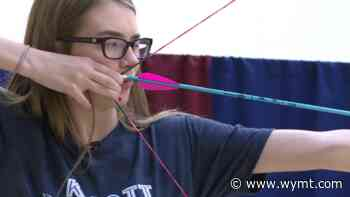 Knott Central's Hannah Craft wins KHSAA Female Archery Student-Athlete of the Year - WYMT News