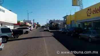 Comerciantes de Huatabampo quieren regresar a las actividades - TRIBUNA