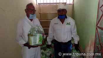 El ejido Huatabampo brinda apoya a los campesinos con alimentos - TRIBUNA