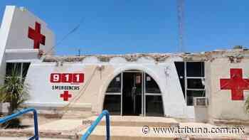 La clínica de la Cruz Roja de Huatabampo tiene inversión en remodelación - TRIBUNA