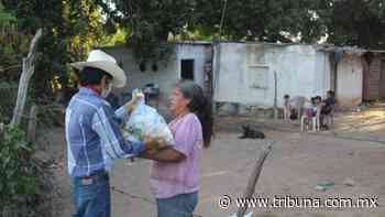 Agrupación Jiapsi Yoreme pide apoyos para llevar a comunidades de Huatabampo - TRIBUNA
