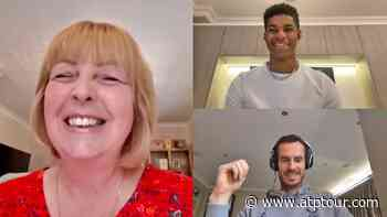 Andy Murray & Marcus Rashford Surprise Nurse To Honour Healthcare Workers - ATP Tour