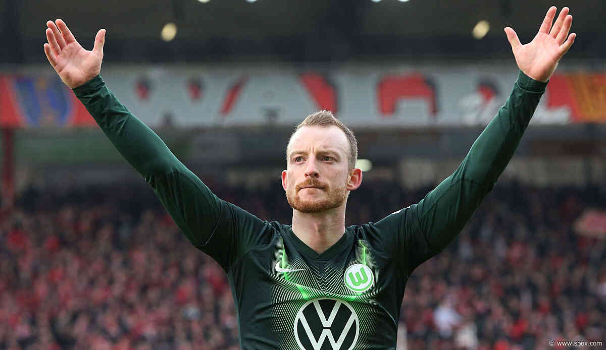 """Wolfsburgs Maximilian Arnold über Geisterspiele in der Bundesliga: """"Darauf freue ich mich überhaupt nicht"""" - SPOX"""