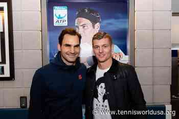 Toni Kroos thought Grigor Dimitrov would be Roger Federer's heir - Tennis World USA