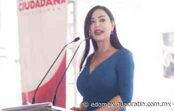 Rasura alcaldesa de Naucalpan sueldos de trabajadores - Quadratín Michoacán