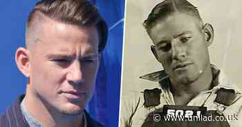 Channing Tatum's Convicted Felon Doppelgänger Unveiled By Granddaughter - UNILAD