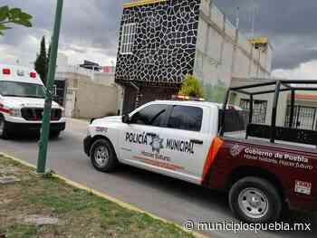 En festejo de 10 de mayo fallece hombre al asfixiarse en Huejotzingo - Municipios Puebla