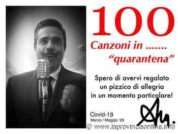 """Antonio Merone e le sue 100 macchiette: """"Spero di aver donato allegria"""" - laProvinciaOnline.info"""