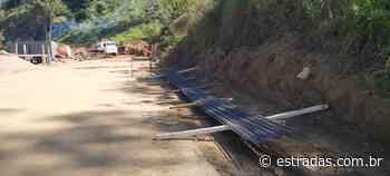 DER-RJ inicia obras de melhorias na RJ-148, em Sumidouro - Estradas
