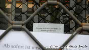 Jeder zehnte Einzelhändler befürchtet Insolvenz - Süddeutsche Zeitung