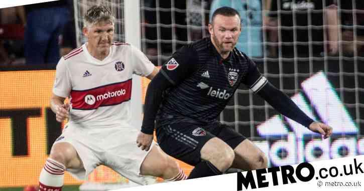 Wayne Rooney reveals how 'nightmare' Bastian Schweinsteiger impressed him after Man Utd exit