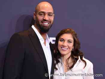 Hope Solo's dog in critical condition from 'heinous' shooting - Fort McMurray Today