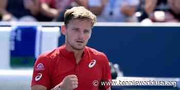 David Goffin recalls his craziest experience with coach Fabien Bertrand - Tennis World USA