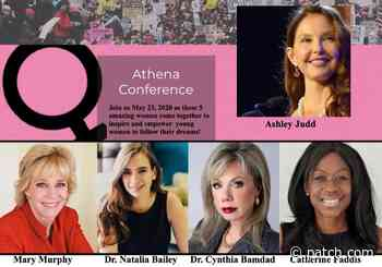 Ashley Judd keynote @Project Athena 2020 to Inspire?Empower Teens - Patch.com