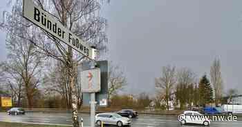 Radweg zwischen Herford, Hiddenhausen und Bünde steht zur Debatte - Neue Westfälische