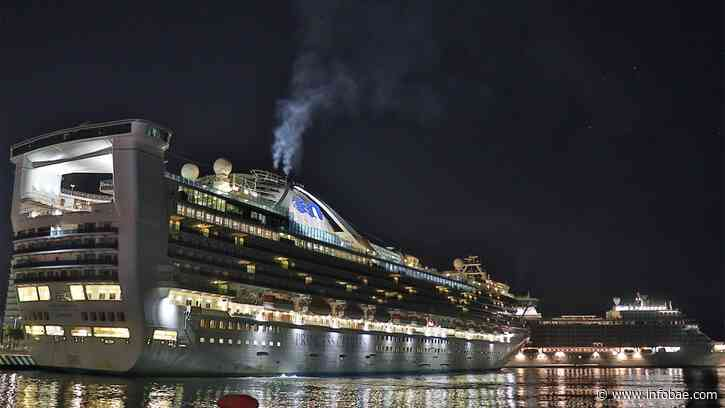 Llegan tres cruceros a Puerto Vallarta por motivos humanitarios - infobae