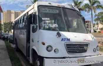 Se van a paro choferes de la ruta Puerto Vallarta-Bahía de Banderas - Quadratín Michoacán
