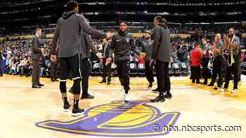 D'Angelo Russell says Lakers didn't offer professional guidance, takes blame