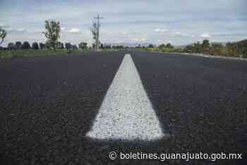 SDAyR y Yuriria firman convenio para caminos rurales - Noticias Gobierno del Estado de Guanajuato