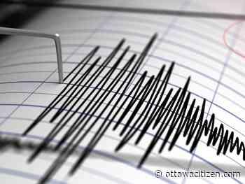 Earthquake rattles Maniwaki region - Ottawa Citizen