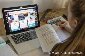 Stadt Coswig bittet um Laptop-Spenden für Schüler - Radio Dresden