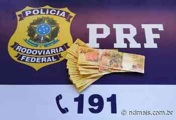 Homem é preso após abastecer carro com dinheiro falso em Barra Velha - ND - Notícias