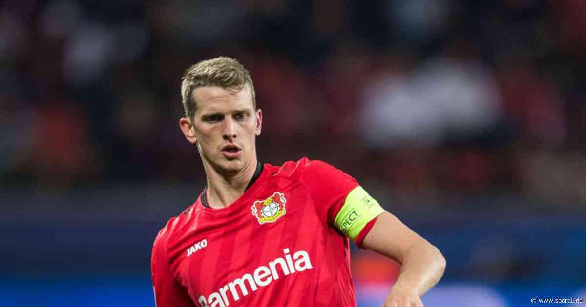 Bayer Leverkusen muss weiter auf Kapitän Lars Bender verzichten - SPORT1