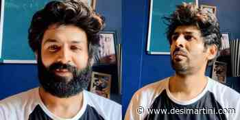 Kartik Aaryan Shaves Off His Beard, Shows It Off With A Funny Video; See Post - Desimartini