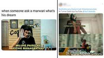 Carry Minati Funny Memes and Videos: Hilarious Jokes on 'YouTube Vs Tiktok' Battle Will Keep You - LatestLY