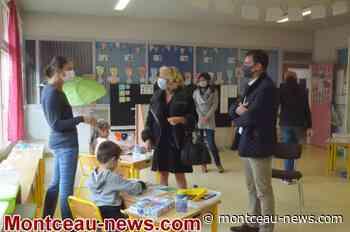 Saint-Vallier : Réouverture des écoles « Montceau News   L'information de Montceau les Mines et sa region - Montceau News
