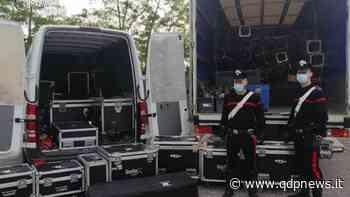 Denunciati 39enne e 40enne di Susegana per ricettazione, erano in possesso di materiale elettronico da 60 mila euro - Qdpnews.it - notizie online dell'Alta Marca Trevigiana