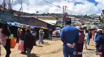 Alcalde de Quiruvilca declaró aislamiento total por coronavirus - LaRepública.pe