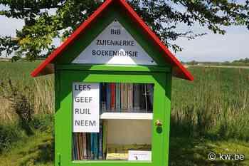 In Zuienkerke krijgt elke deelgemeente haar 'minibieb' - Krant van Westvlaanderen