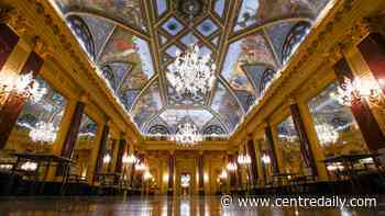 AP PHOTOS: Grand but empty, Italian hotels await tourists - Centre Daily Times