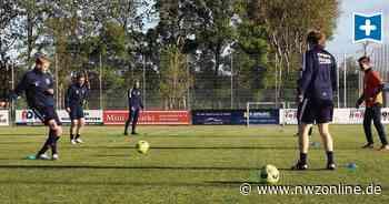 Fußballer Zurück Auf Dem Platz: So wird aktuell beim FC Rastede trainiert - Nordwest-Zeitung