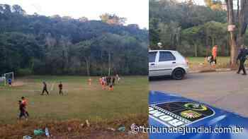 Guarda Municipal acaba com partida de futebol em Campo Limpo Paulista - Tribuna de Jundiaí