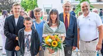 Tilman Schmidt bleibt Bürgermeister in Obersulm - STIMME.de - Heilbronner Stimme