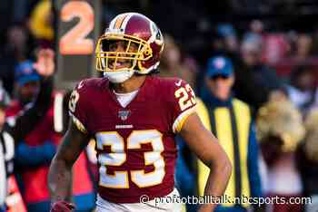 Quinton Dunbar released from jail on bond