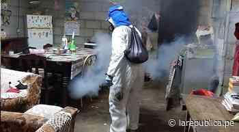 La Libertad: registran 19 casos de dengue en Ascope - LaRepública.pe