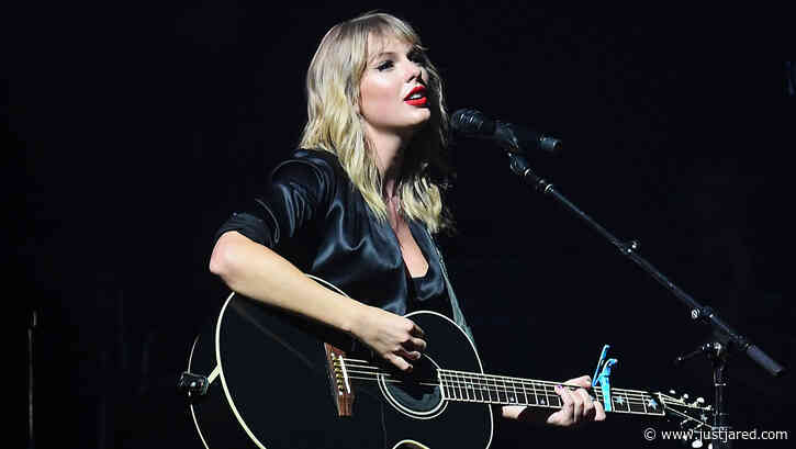 Taylor Swift 'City of Lover' Paris Concert: Listen to the Live Songs!