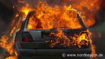 Auto gerät bei Feucht in Brand: Schwangere erleidet Rauchvergiftung - Nordbayern.de