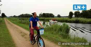 Radtouren im Norden - Eine Radtour im Kreis Herzogtum Lauenburg durch Dörfer und Heidelbeerfelder - Lübecker Nachrichten