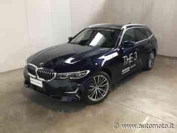 Vendo BMW Serie 3 Touring 320d Luxury nuova a Olgiate Olona, Varese (codice 7499608) - Automoto.it