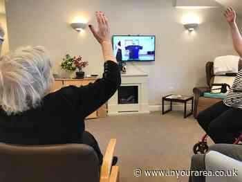 Didsbury care provider launches YouTube fitness channel for the elderly - In Your Area