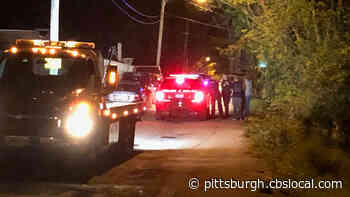 Overnight Police Chase Ends With Car Crash In Clairton