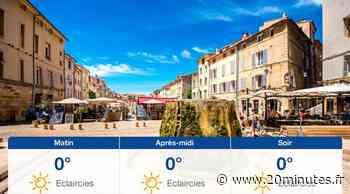 Météo Aix-en-Provence: Prévisions du lundi 18 mai 2020 - 20minutes.fr