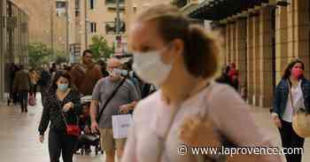 Aix-en-Provence : commerces et parcs déconfinés, on avance masqués - La Provence